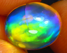 Welo Opal 2.00Ct Natural Ethiopian Play of Color Opal EF2812/A44