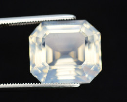 Top Quality 12 ct Natural Moonstone Amazing  Color~ H
