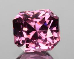 ~RADIANT CUT~ 0.88 Cts Natural Pink Spinel Sri Lanka