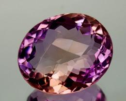 12.33Crt Bolivian Ametrine Natural Gemstones JI13
