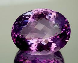 39.65Crt Natural Amethyst Natural Gemstones JI13