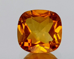1.41Crt Madeira Citine Natural Gemstones JI13