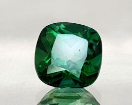 2.74Crt Green Topaz Natural Gemstones JI13