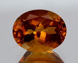 1.89Crt Madeira Citine Natural Gemstones JI13