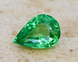 0.63Crt Tsavorite garnet Natural Gemstones JI13