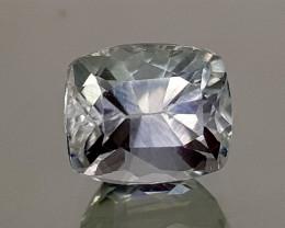 2.86Crt White Spodumene Natural Gemstones JI13