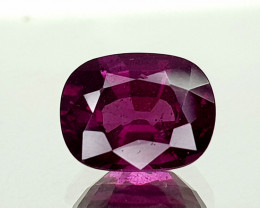 2.37Crt Grape Garnet Natural Gemstones JI13