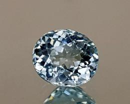 0.69Crt Aquamarine Natural Gemstones JI13