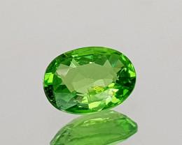 0.41Crt Tsavorite garnet Natural Gemstones JI13