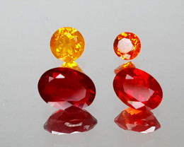1Crt Faceted Opal Natural Gemstones JI13