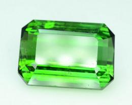 AAA Grade 28.45 ct Green Color Tourmaline