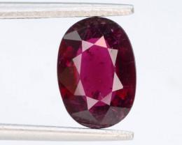 Red Color 1.85 Ct Natural Amazing Garnet~ Rhodolite