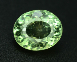 Great Luster 2.20 ct Green Apatite ~ T