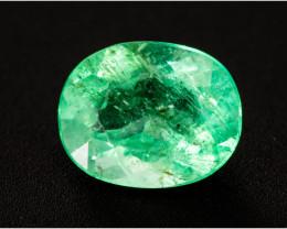 Emerald  0.35 ct Etiophia GPC Lab