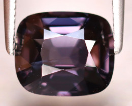Spinel 2.80Ct Mogok Spinel Natural Burmese Titanium Purple Spinel DF2911