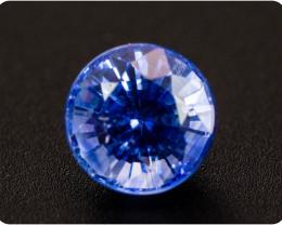 Sapphire 0.55 ct  Sri Lanka GPC Lab