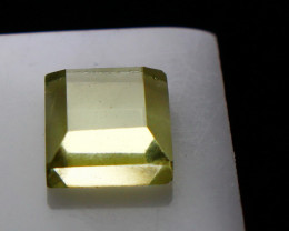 2.30  CTs Natural - Unheated Yellow Citrine Cutstone
