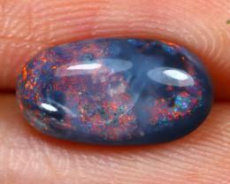 1.26Ct N4 Australian Lightning Ridge Black Opal Black Opal C2805