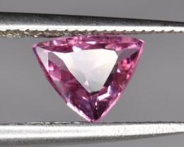 AAA Pink Tajik Spinel 0.65 CTS