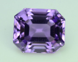 AAA Color 13.25 ct Untreated Amethyst~AS