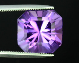 AAA Color 6.00 ct Untreated Amethyst~AS