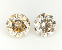 0.355 CT , Diamonds for Jewelry , Natural Color Diamonds