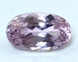 10.29Ct Kunzite Top Cut Top Luster Quality Gemstone.From Pakistan.PKZ 02
