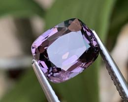 3.50 Cts Lilac Purple AAA Quality Spinel Unheated/Untreated Burma