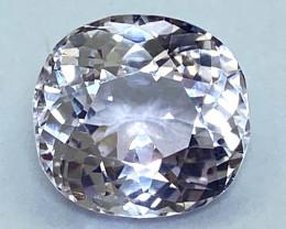 8.23Ct Kunzite Top Cut Top Luster Quality Gemstone.From Pakistan.PKZ 05