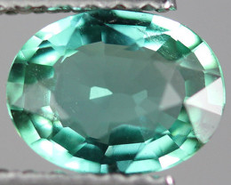 0.71 CT Copper Bearing Mozambique Paraiba Tourmaline - PTA423