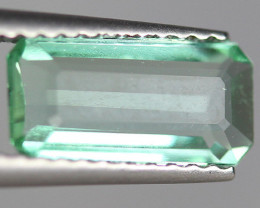 1.23CT 10X5MM Copper Bearing Mozambique Paraiba Tourmaline - PTA427