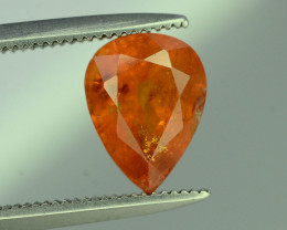 Attractive 2.45 ct Orange Colour Spessartite Garnet