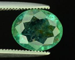 Top Color 1.50 ct Emerald~Zambia M