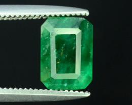 Top Color & Clarity 1.30 ct Emerald~Swat