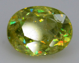 Unbelievable Fire 0.80 Ct AAA Brilliance Sphene