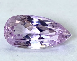 4.90Ct Kunzite Top Cut Top Luster Quality Gemstone.From Pakistan.PKZ 26