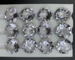 125.15 CT Amethyst  Gemstones parcel light color