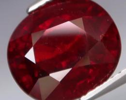 7.92 ct. 100% Natural Earth Mined Red Spessartite Garnet Africa