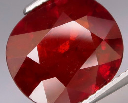 7.36 ct. 100% Natural Earth Mined Orange Spessartite Garnet Africa