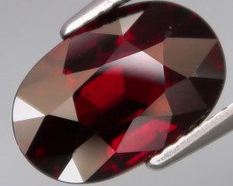 5.28 Ct.100% Natural Earth Mined Top Quality Red Rhodolite Garnet Africa