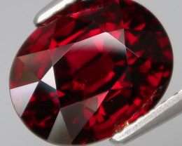 4.77 Ct.100% Natural Earth Mined Top Quality Red Rhodolite Garnet Africa