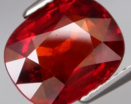 4.72  ct. 100% Natural Earth Mined Orange Spessartite Garnet Africa