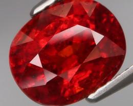 4.24 ct.  Natural Earth Mined Imperial  Spessartite Garnet Africa