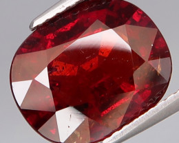 6.00 ct. 100% Natural Earth Mined Orange Spessartite Garnet Africa