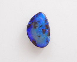12cts High Quality Boulder Opal Gemstone Cabochon, Strong Fire, Rare  Opal