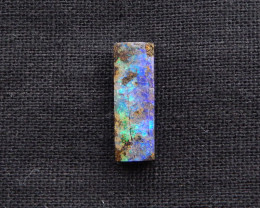5.5cts High Quality Boulder Opal Gemstone Cabochon, Strong Fire, Rare  Opal