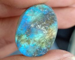 LABRADORITE ROUGH FORM NATURAL GEMSTONE VA525