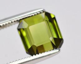 2.25Carat Natural  Tourmaline Gemstone