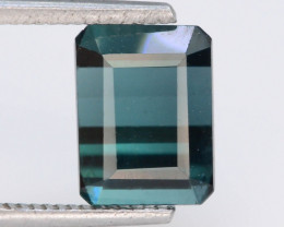 Indigo Blue 1.65 Ct Natural Tourmaline