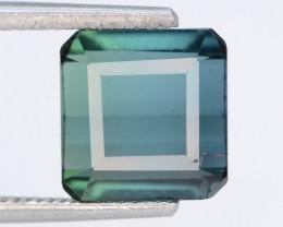 Indigo Blue 1.85 Ct Natural Tourmaline